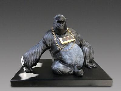 Stefano Bombardieri, 'Gorilla', 2018