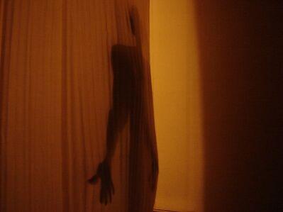 Mohamed Camara, 'Certains Matins, (les rideaux)', 2007