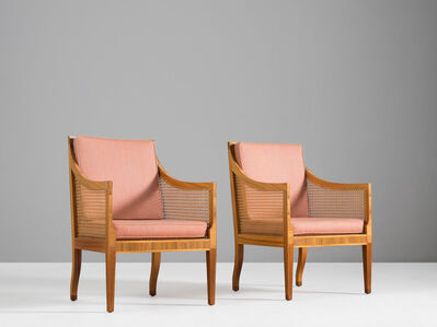 Kaare Klint, 'Lounge chairs model '4488'', 1931