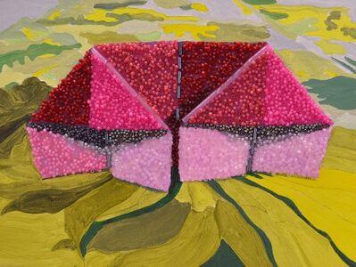 Mary Jo Karimnia, 'Pink House', 2016