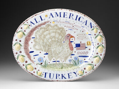 Mara Superior, 'I'm Concerned About You America - All American Turkey', 2020