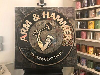 Cey Adams, 'Arm & Hammer', 2018