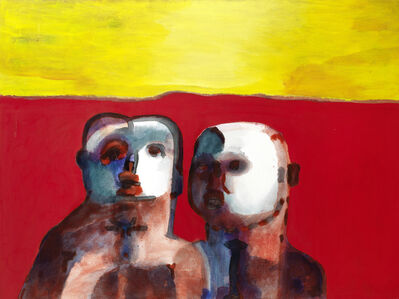 Robert Hodgins, 'Two from Babylon'