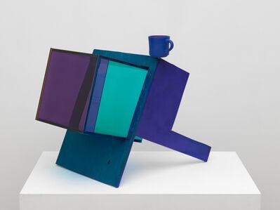 Sarah Braman, 'Blue Coffee', 2019