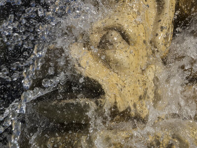 Salvatore Lopes, 'Fountain, Catania, Sicily', 2015