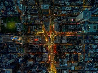 Jeffrey Milstein, 'NYC 76 Times Square', 2019