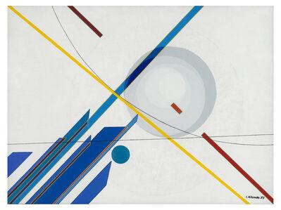 Luigi Veronesi, 'Composizione Multipla L6 ', 1983