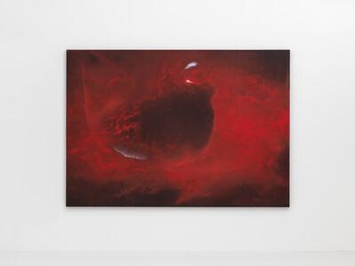 Shirazeh Houshiary, 'Flare-up', 2018