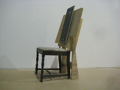 Graham Hudson, 'Black back chair', 2009