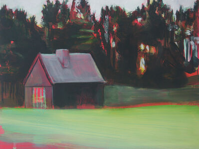Catherine Knight, 'Untitled (Outbuilding)', 2016