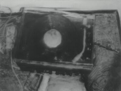 Gerhard Richter, 'Plattenspieler', 1988
