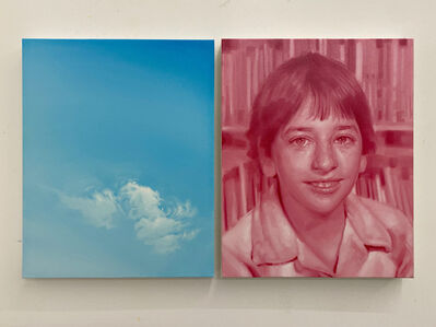 Robert Russell, 'Left: 5.1.2020, Right: Robbie', 2020