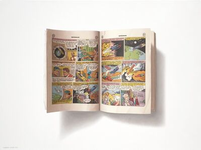 "Sharon Moody, '""A New Life on Earth"" Superman No. 146, July 1961', 2015"