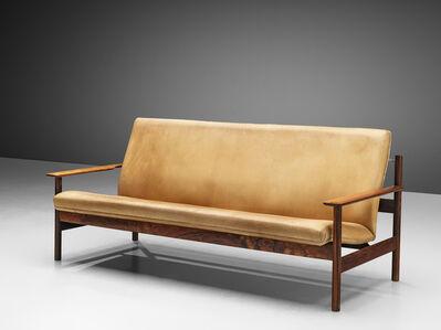 Sven Ivar Dysthe, 'Sofa Model 1001 in Original Leather', 1959