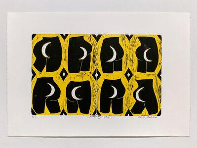 Paula Wilson, 'Mooning (Yellow)', 2019