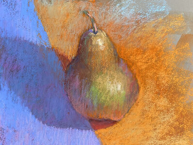 Jane McGraw-Teubner, 'Complimentary Pear', 2019