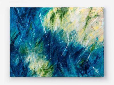 Sheila Isham, '479 Cosmic Earth (Burst Series IV)', 2010