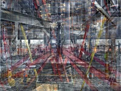 Shai Kremer, 'W.T.C: Concrete Abstract #13', 2011-2013