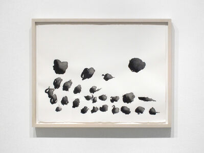 Katrina Moorhead, 'unknown stones', 2019