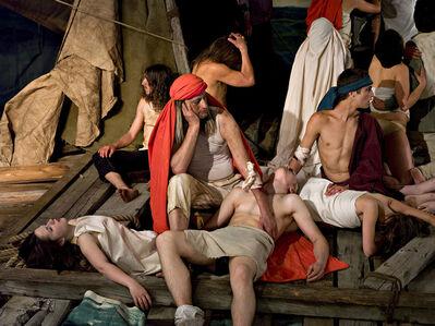 Adad Hannah, 'The Raft of the Medusa (100 Mile House) 4', 2009
