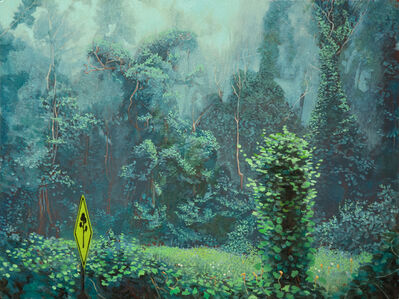 John Jacobsmeyer, 'Angry Trees', 2020