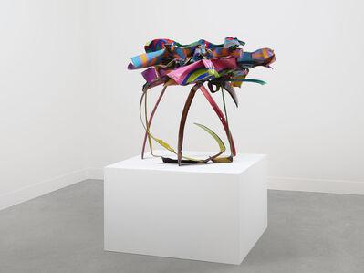 John Chamberlain, 'Felonious Orchid', 2003