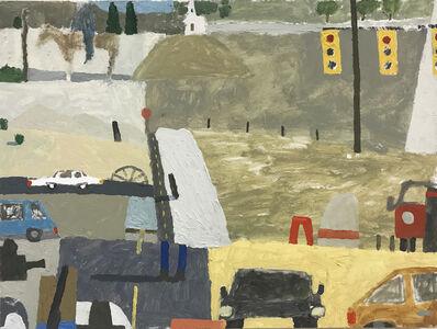 Mariel Capanna, 'Camcorder, Cast Shadow, Traffic Light, Church', 2019