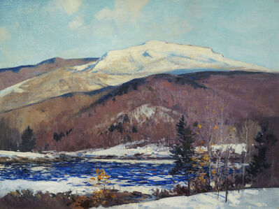 Charles Curtis Allen, 'Mt Monadnock, New Hampshire', 19th -20th Century