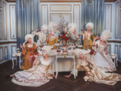 Tyler Shields, 'Aristocracy', 2015