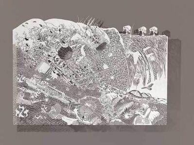 Bovey Lee, 'Tsunami-Oblivious', 2009