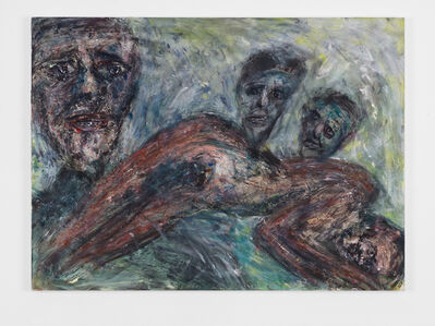Martin Disler, 'Untitled', 1992