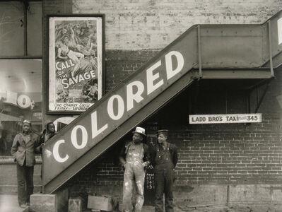 Peter Sekaer, 'Anniston, Alabama', 1936