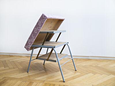 Carola Dertnig, 'CD_KMH', 2017