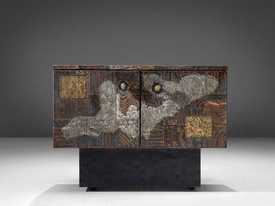 Paul Evans (1931-1987), 'Paul Evans Patchwork Cabinet', 1960