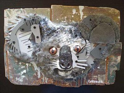 Bordalo II, 'Young Koala', 2020