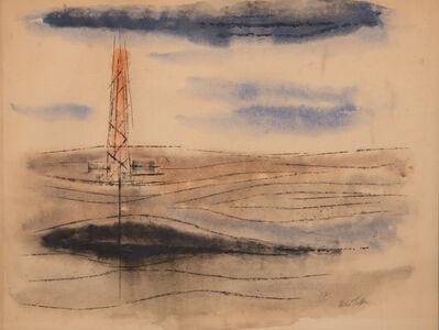 McKie Trotter III, 'Southwestscape', 1959