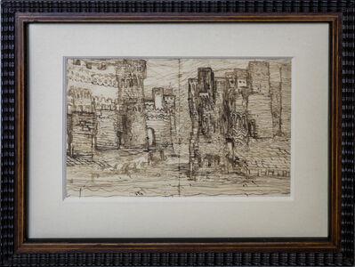 Louis Soutter, 'Pierres et eau', 1923-30