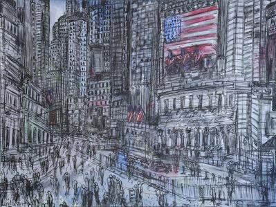 Layla Fanucci, 'New York Stock Exchange  Opus 110', 2017