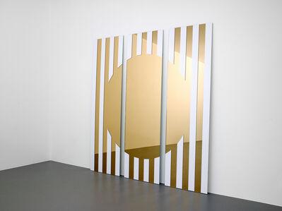 Daniel Buren, 'Les visages colorés III A', 2005