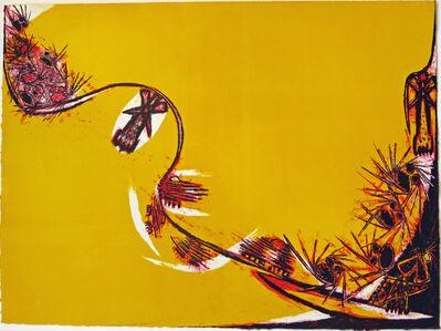 "Frank Lobdell, '""Untitled"" from the portfolio ""10 West Coast Artists""   ', 1967"