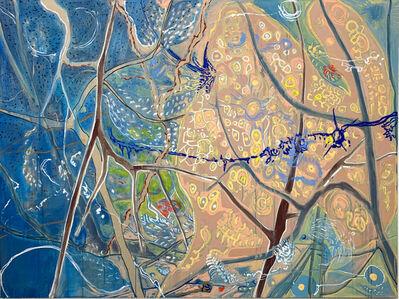 Jim Thorell, 'Anemone kite', 2019