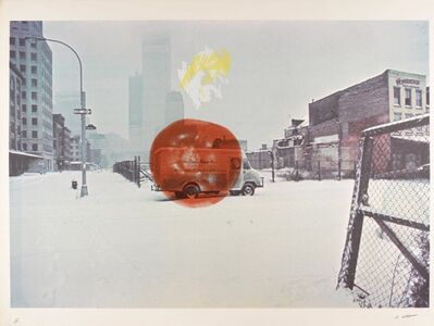 Robert Whitman, 'Untitled', 1973