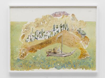 Wael Shawky, 'The Gulf Project Camp: Drawing # 36', 2019