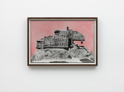Ed Templeton, 'Bunker Point, Pacifica, CA 2016', 2019