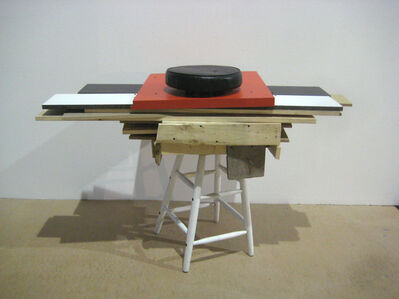 Graham Hudson, 'Too High Stool', 2009