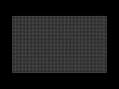 Robert Barry, 'One Billion Dots', 2008