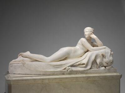 Antonio Canova, 'Naiad', model 1815/1817-carved 1820/1823