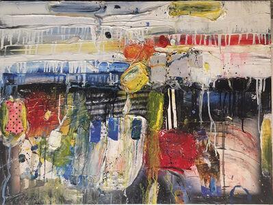 Robert Baribeau, 'Pin Stripe', 2001