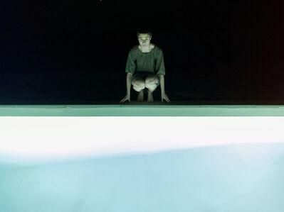 Elina Brotherus, 'Pool Night', 2011