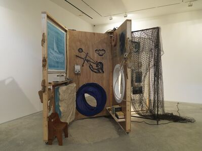 Alison Knowles, 'The Boat Book', 2014-2015